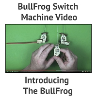 The BullFrog Switch Machine - Introduction