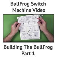 Assembling the BullFrog Switch Machine - Part 1
