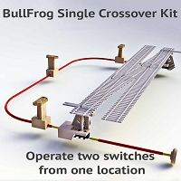 BullFrog Single Crossover Kit