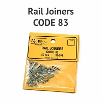 Rail Joiners - Code 83
