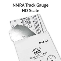 NMRA Mark IV, HO Scale, Standards Track Gauge