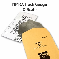 NMRA Mark V, O Scale, Standards Track Gauge
