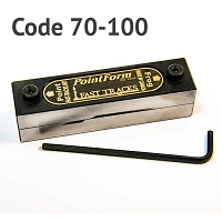 #4 PointForm Filing Jig for Code 70, 83 & 100 Rail