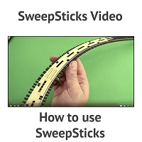 How to use SweepSticks