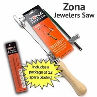 Zona Adjustable Jewelers Saw