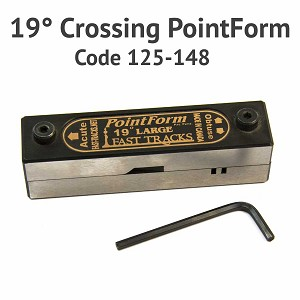 19? Crossing PointForm for Code 125 & 148 Rail