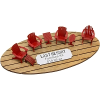 The Last Resort Chair Company - O Scale Furniture Kit