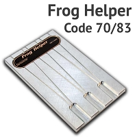 Frog Helper for #5, #6 & #8 and ME Code 70/83 Rail