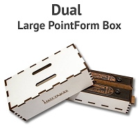 Dual PointForm Box for Large PointForms