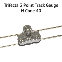 Trifecta 3 Point Track Gauge N Code 40