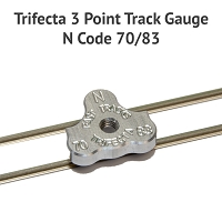 Trifecta 3 Point Track Gauge N Code 70/83