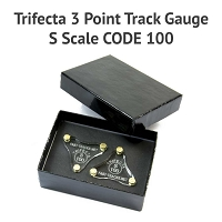 Trifecta 3 Point Track Gauge S Code 100 - Discontinued