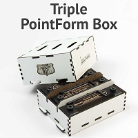 Triple PointForm and StockAid Storage Box
