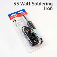 Weller 35w/120v Professional Soldering Iron with 3-Wire Cord