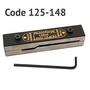 #4.5 PointForm Filing Jig for Code 125 & 148 Rail