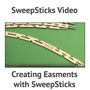 Creating Easements with SweepSticks