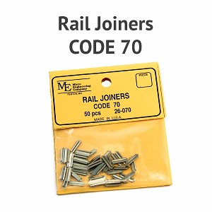 Rail Joiners - Code 70