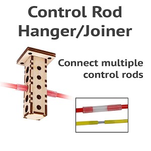 Control Rod Joiner/Hanger Support Kit