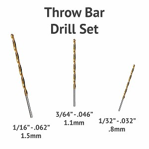 Throw-Bar Drill Set