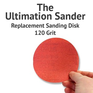 Replacement 120 Grit Sanding Disk
